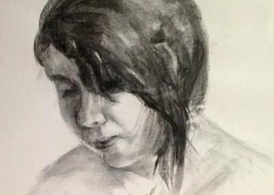 Life Drawing – Lauren