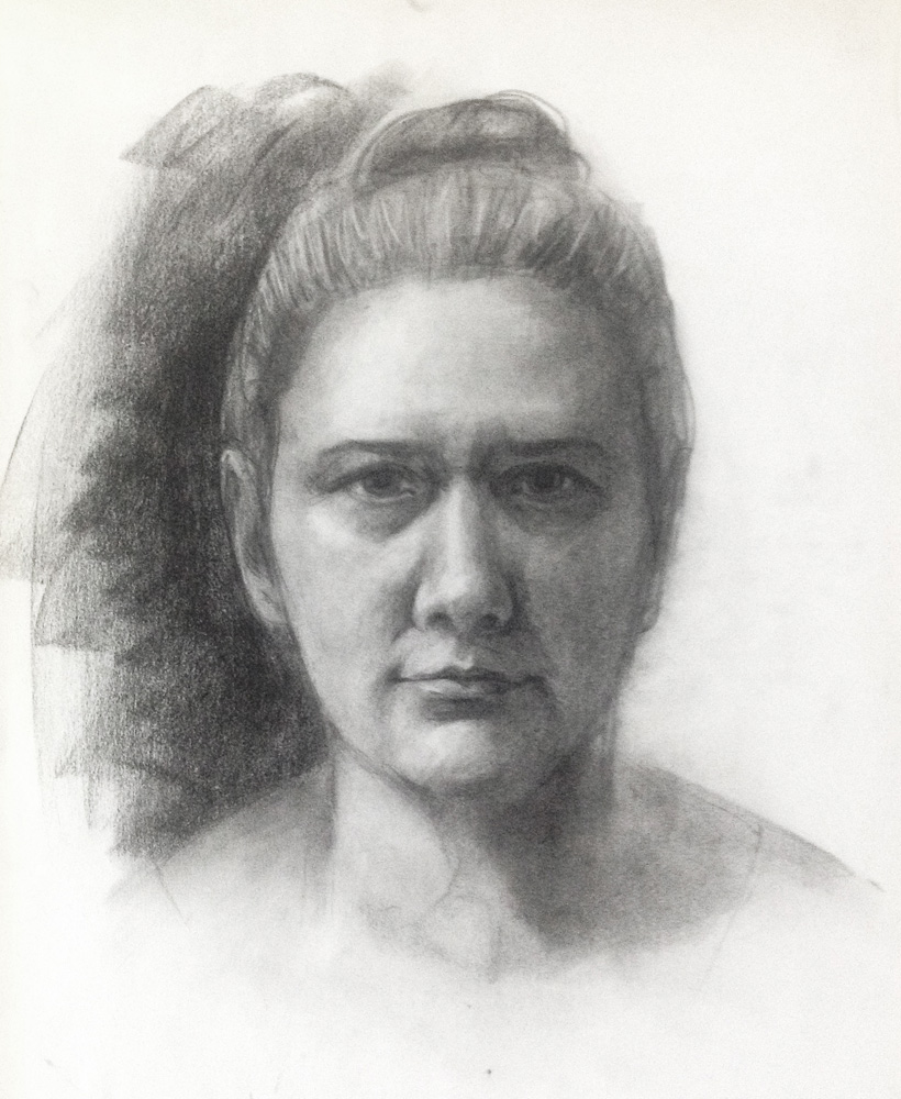 Portrait Drawing Course with Nathan Fowkes