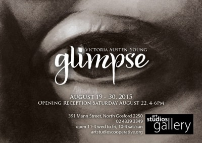 """Glimpse"" solo exhibition"